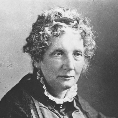 Meet The Abolitionist Harriet Beecher Stowe Exodus Cry