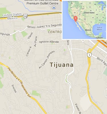 City in focus tijuana mexico exodus cry with a population of 1559683 tijuana is the fifth largest metropolis in mexico1 and the largest city in the mexican state of baja california sciox Images