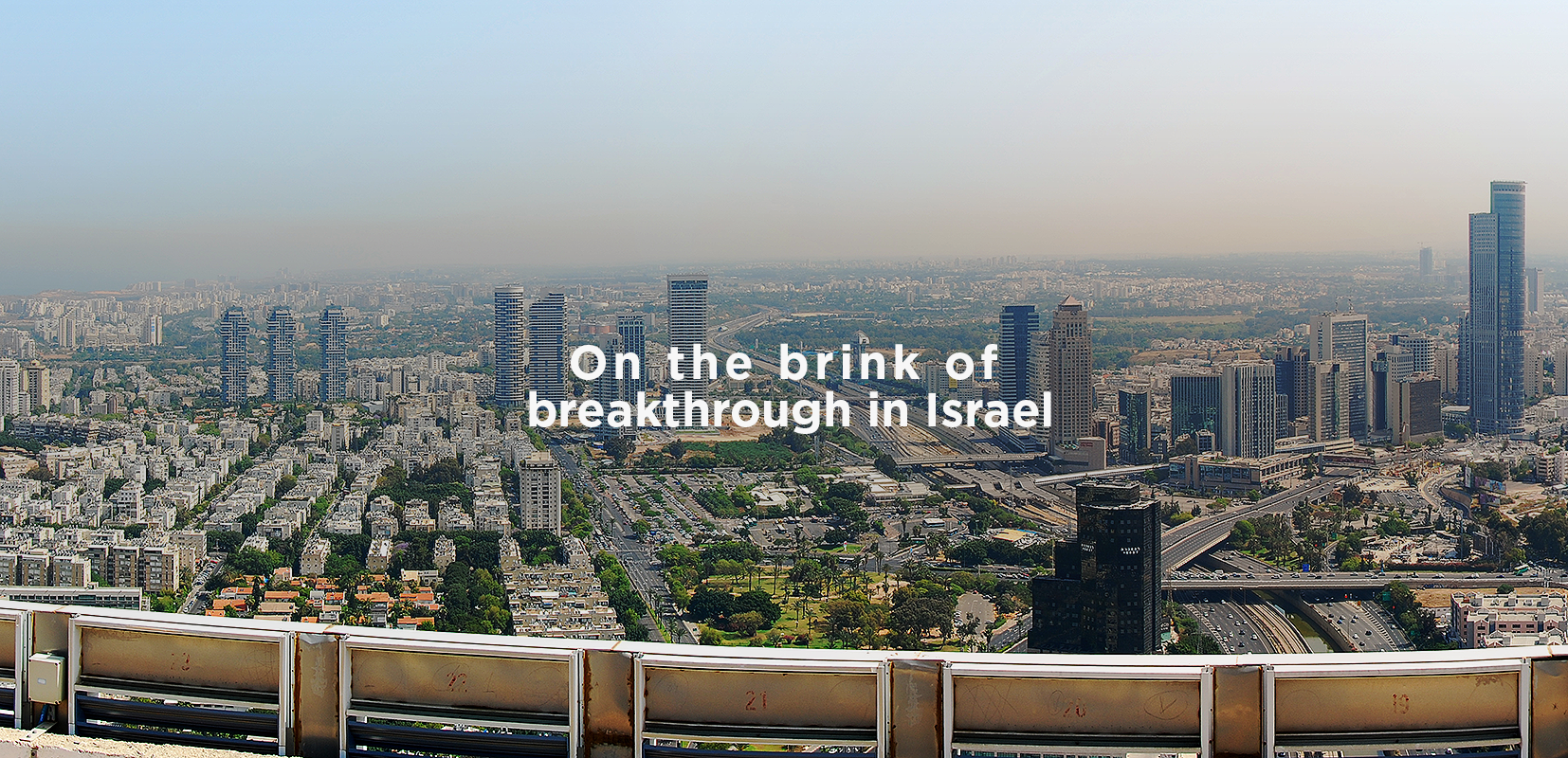 Hell in the center of Tel Aviv 85