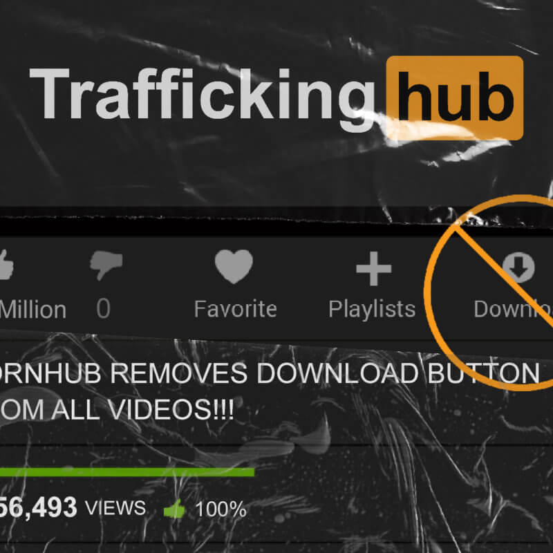 Pornhub Concedes to Major Demands of Traffickinghub Movement After NY Times Exposé